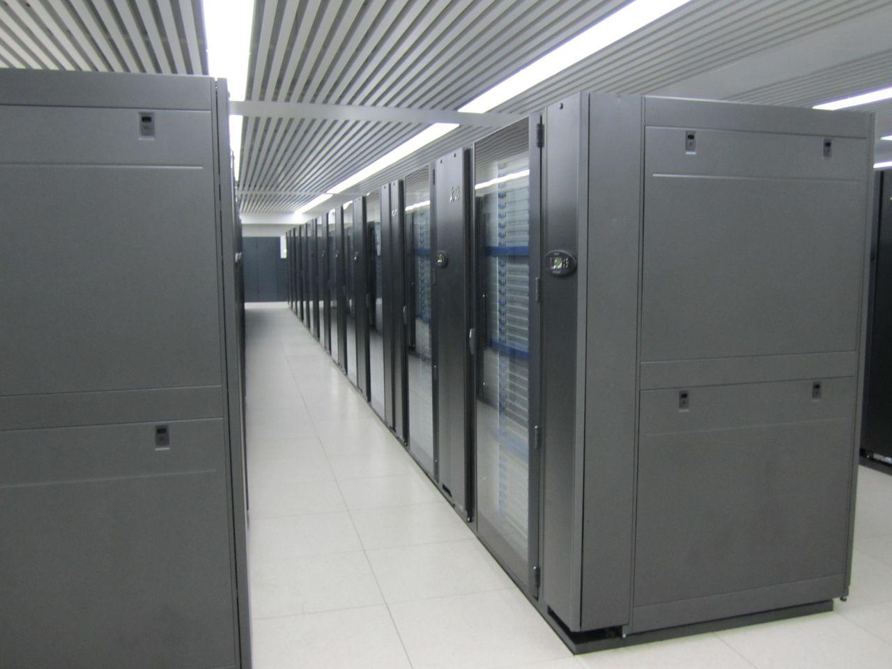 Tianhe-1A, cel mai rapid supercomputer din lume