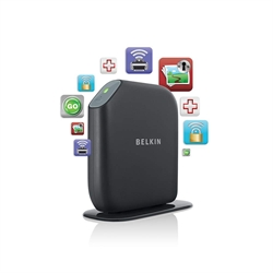 Belkin Share Wireless Router – mid-range router