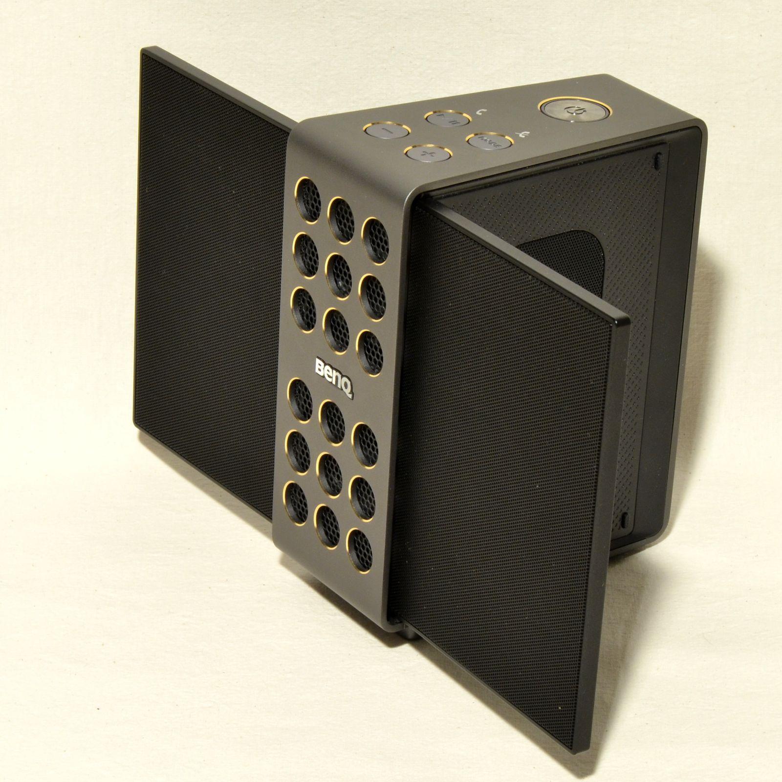 BenQ treVolo: pentru fidelitate audio portabilă