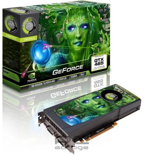 GTX 465 se ieftineşte