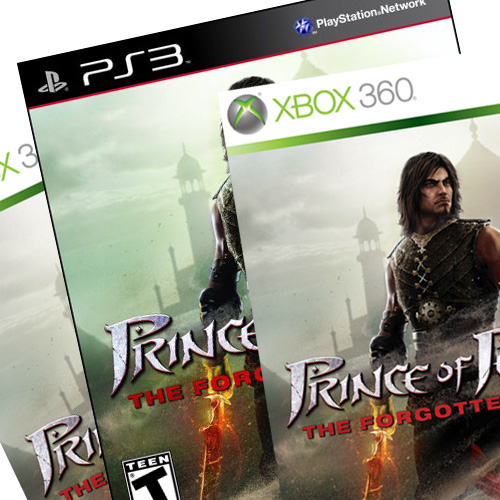 Concurs Prince of Persia: The Forgotten Sands!
