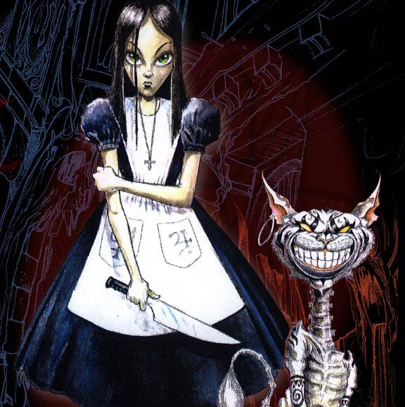 Alice: Madness Returns împreună cu EA şi American McGee
