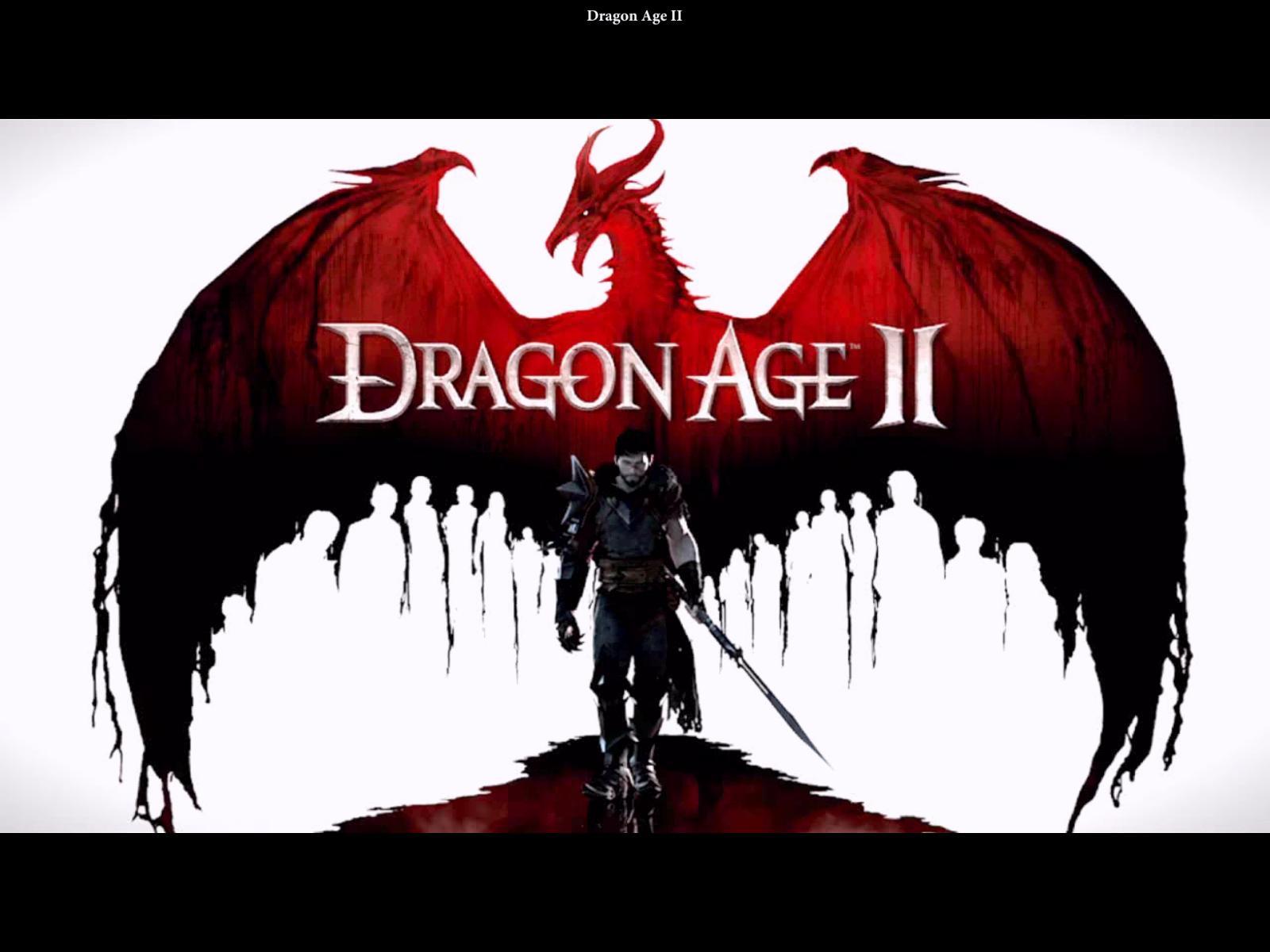 Dragon Age II – se întorc dragonii