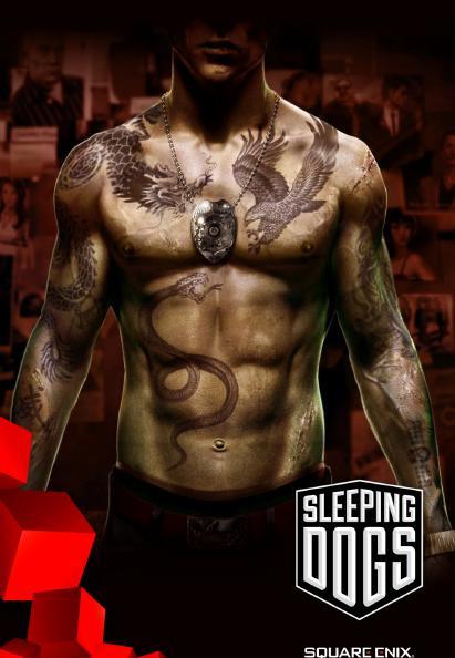 Sleeping Dogs de la Square Enix