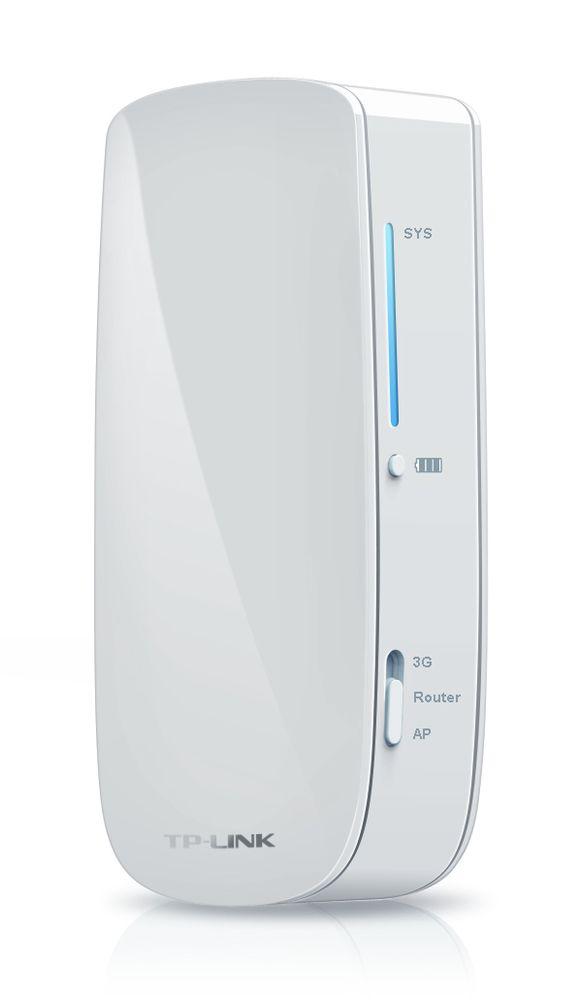 TP-LINK TL-MR3080: de la 3G/4G la WiFi oriunde