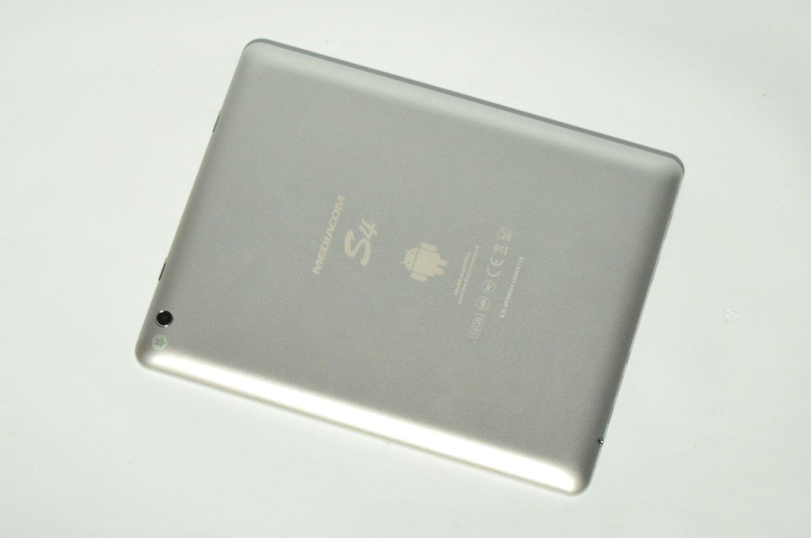 Mediacom SmartPad 9.7 HD S4: procesor quad-core şi ecran 2K la 1000 Lei