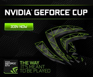 NVIDIA invită gamerii la GeForce Cup