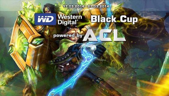 Western Digital şi ACL invită gamerii de League of Legends la WD Black Cup