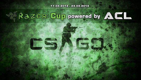 Razer şi ACL invită gamerii la o cupă de Counter Strike: Global Offensive