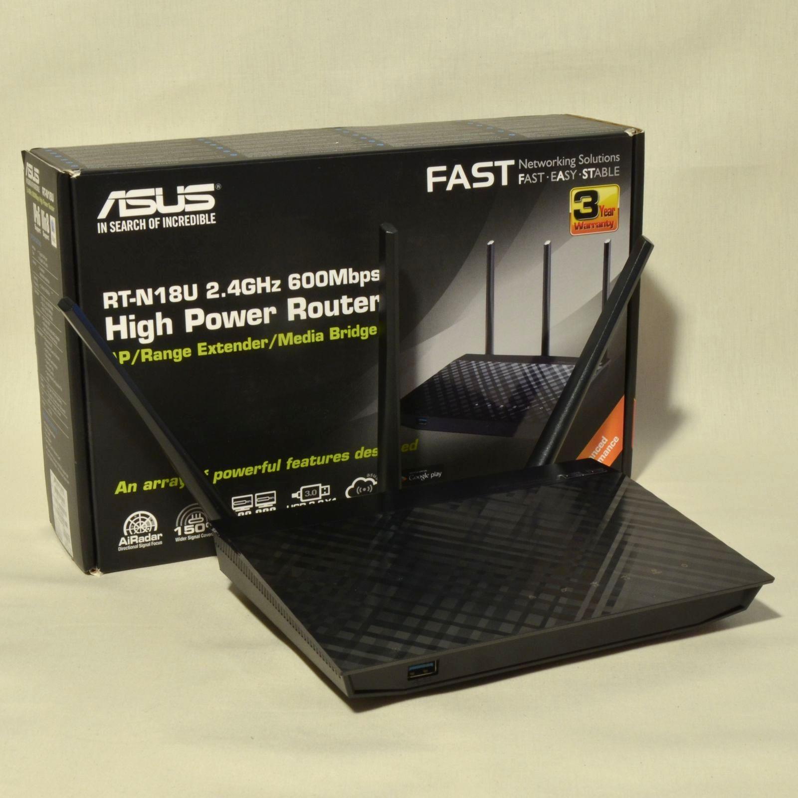 """ASUS RT-N18U este un nou """"Best Buy"""" pe piaţa routerelor wireless accesibile"""