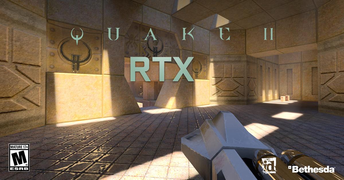 Sunteți pregătiți pentru Quake II RTX?